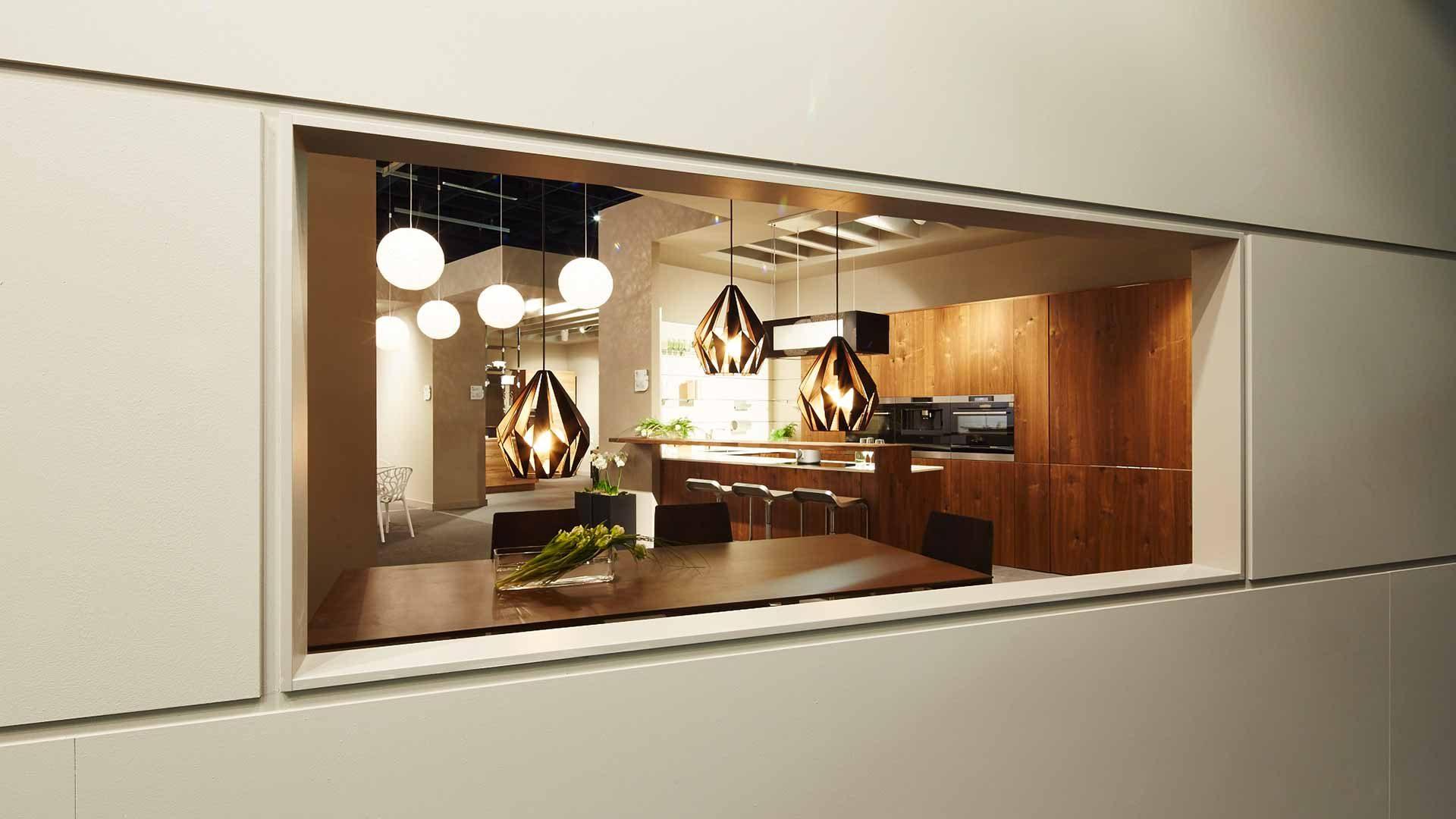 sachsenk chen auf der living kitchen 2017 sachsenk chen. Black Bedroom Furniture Sets. Home Design Ideas